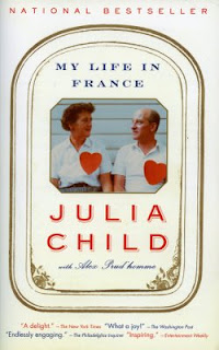 Gulfside Musing: My Life in France by Julia Child (audio)