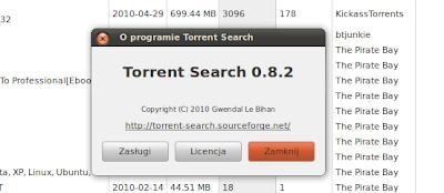 10 najpopularniejszych (nie zablokowanych) serwisów torrentowych w.