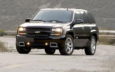 baLooTisme: 2006 Chevrolet Trailblazer SS Plus the ...