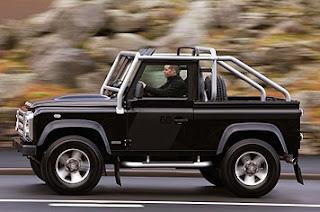 New Land Rover Defender SVX Test Driven