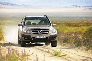 New Mercedes GLK Released
