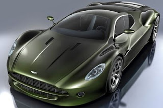 Is Aston Martin about to break tradition?