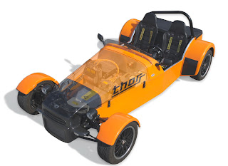 Fully Electric 272hp Evisol ThoRR