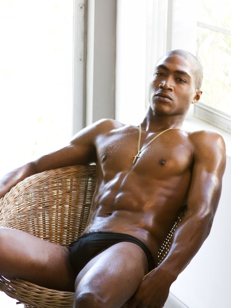 Sexy Black Gay Guys