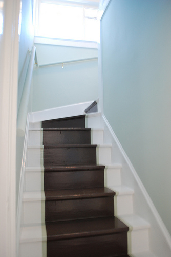 Living Livelier Painted Stair Runner RoundUp