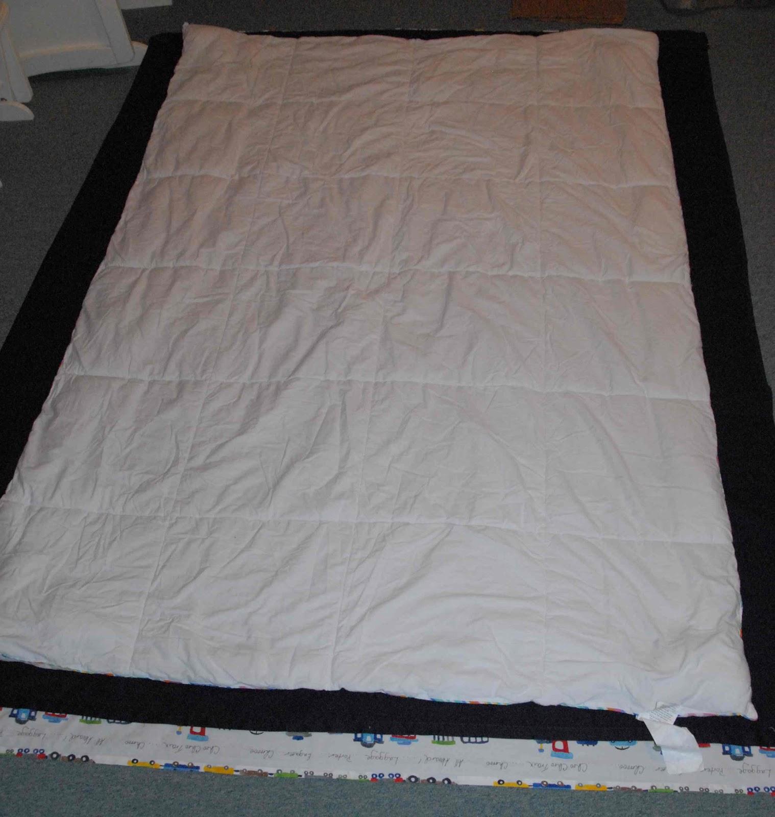 living livelier diy twin duvet cover. Black Bedroom Furniture Sets. Home Design Ideas