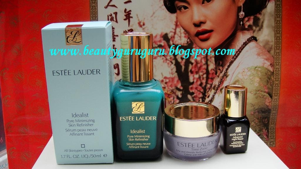 Beauty Guru Guru Estee Lauder Pore Minimizer Set
