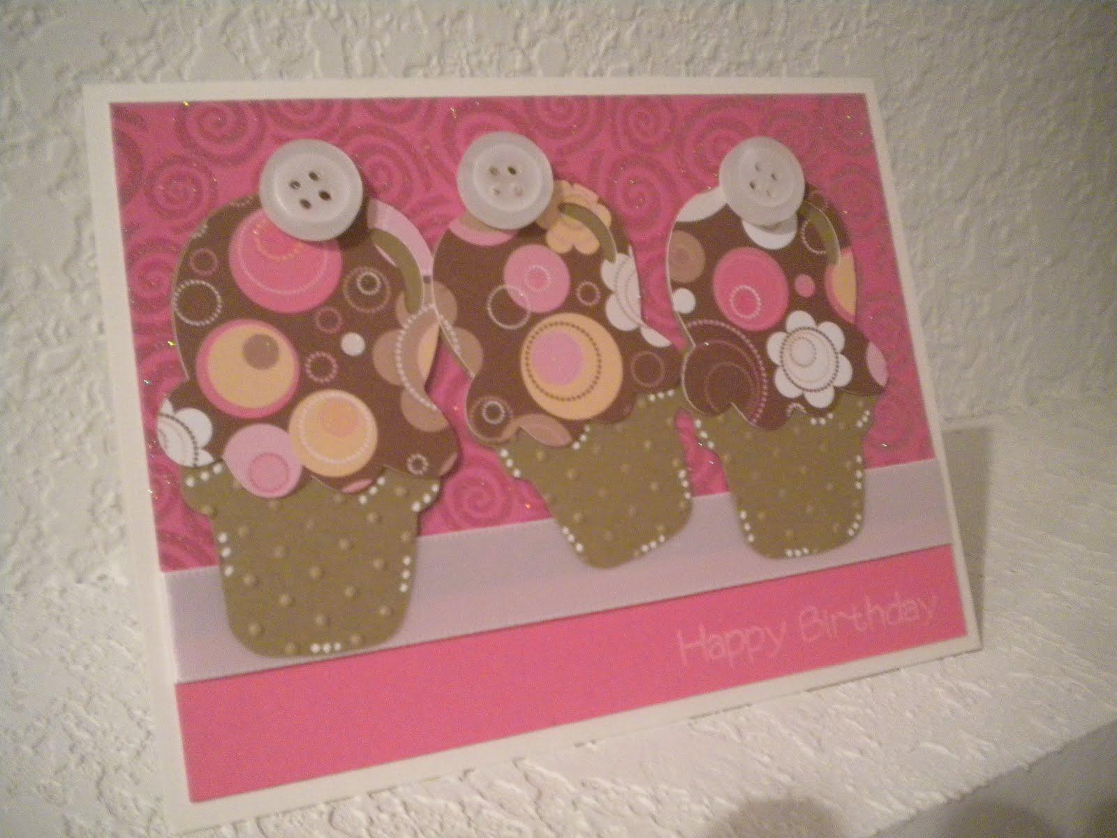 creative cricut designs  more happy birthday card