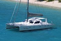 Charter catamaran YES DEAR - Book with ParadiseConnections.com