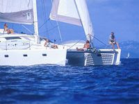 Save 20% on catamaran charter