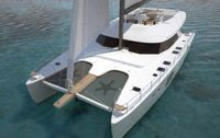 Trans Atlantic Yacht Charter - Catamaran Blue Guru - Contact ParadiseConnections.com