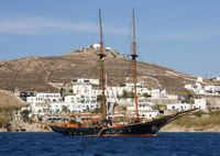 Yacht charters in Greece with ParadiseConnections.com Yacht Charters