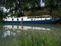 French Hotel Barge Emma