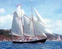 Charter Schooner Bonnie Lynn for Maine sailing vacations with ParadiseConnections.com