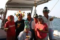 MATAU fun - Hat party