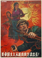 Chinese Pro-Vietnam Resistance Poster