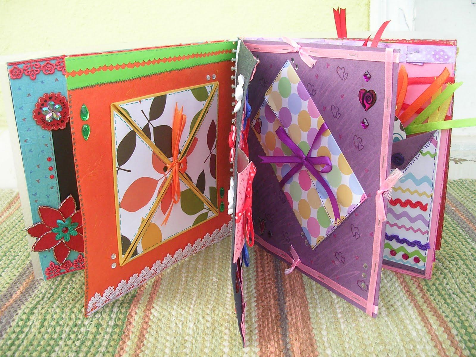 Vishesh Collections Handmade By Deepti My First Birthday Album