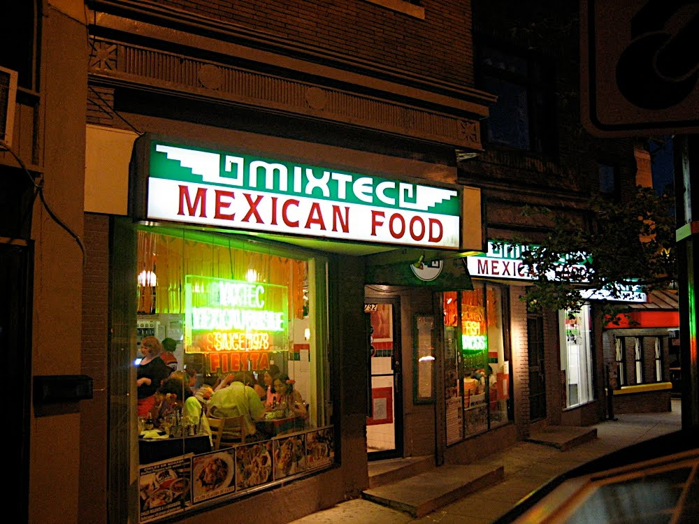 Mexican Food Adams Morgan
