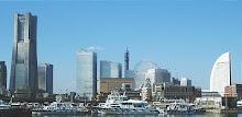Yokohama, onde trabalho