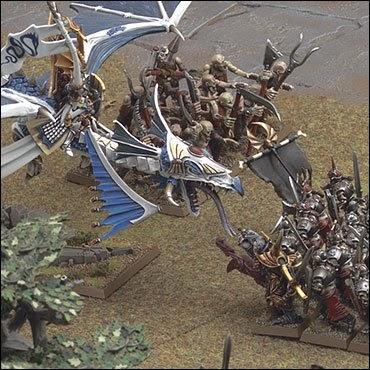 Warhammer Fantasy Battle Tabletop Gaming: Vampire Counts ...