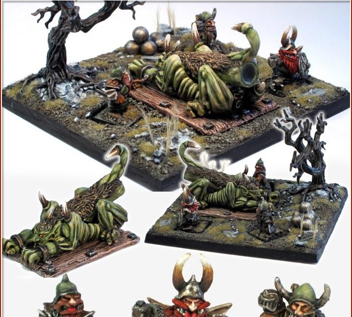 Warhammer Fantasy Battle Tabletop Gaming: Warhammer Chaos ...