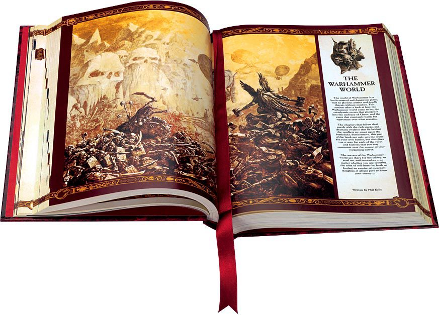 Pdf edition warhammer 8th