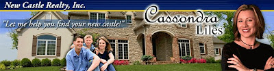 Visit Cassondra Liles at New Castle Realty for your real estate needs