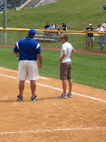 Coach Barbour and the Victor HS Coach