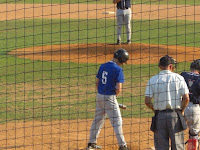 McCreery ready at the plate