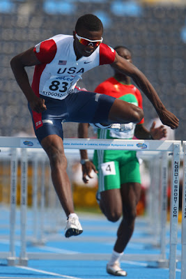 Garner's Booker Nunley places 2nd in World Championships