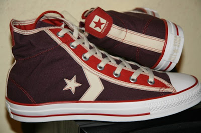 The Converse Blog: The Converse Blog: Pro Leather Canvas High