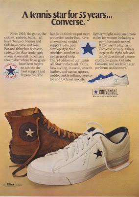 The Converse Blog: The Converse Blog: Converse Ad