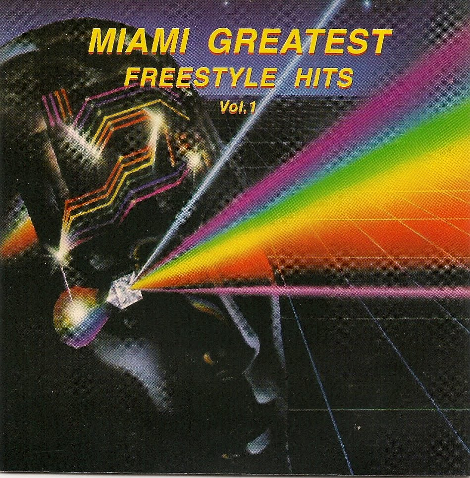 FREESTYLE BEAT: Miami Greatest Freestyle Hits Vol 1