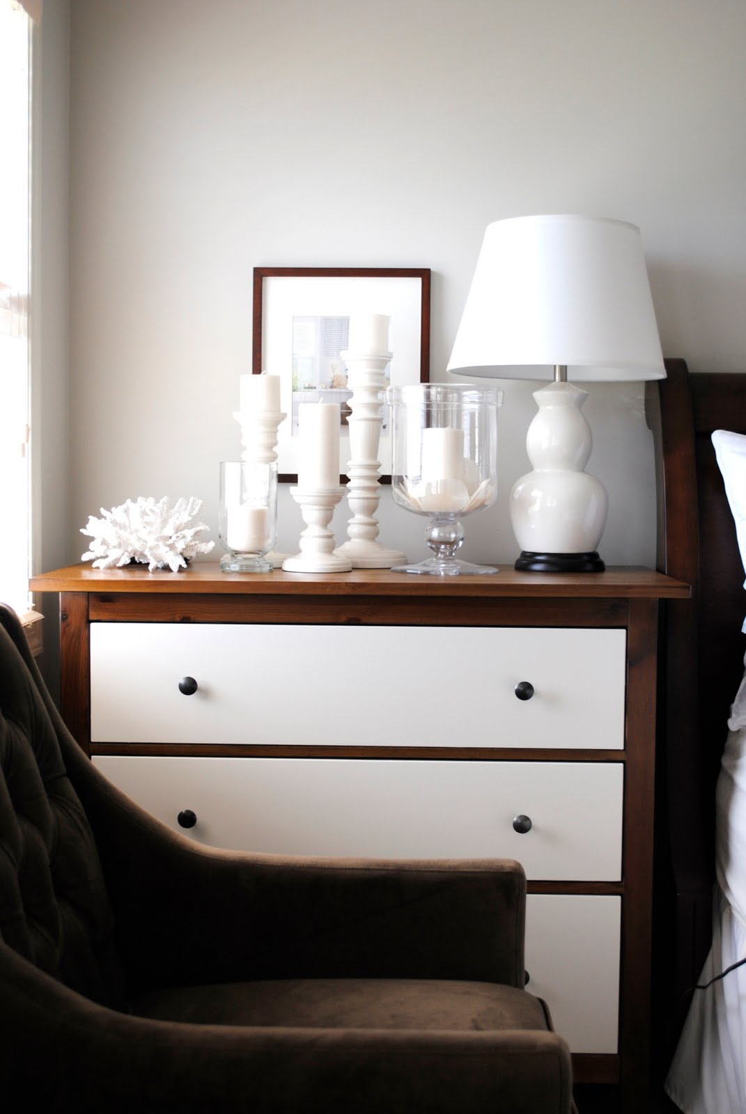 Flourish Design Style Painting Furniture Updating An