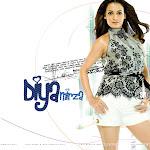 Bold & Sexy Diya Mirza