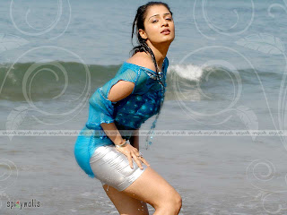 Sexy South Indian Actress Nikitha Wallpapers Gallery