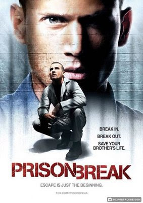 Prison Break 1ª Temporada Dublado