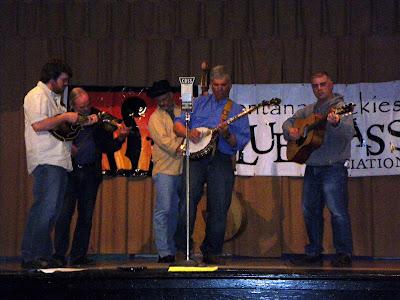 Pinegrass – A Bluegrass Band, Stevensville Montana Festival