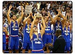 Basket  Balcánico