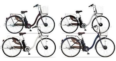 bicicleta electrica sanyo
