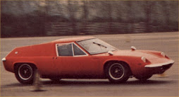 My first car! A 1969 LOTUS EUROPA S2