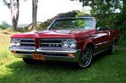 "The '64 Pontiac GTO ""Goat"""