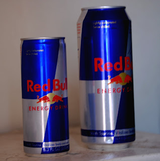 red bull can measurements