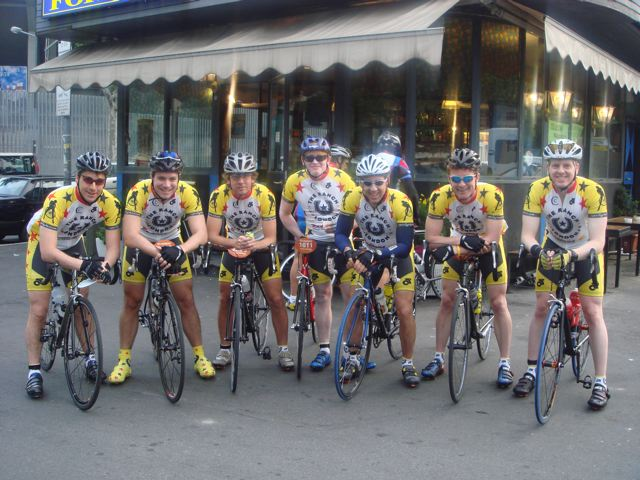 ranch cycling team