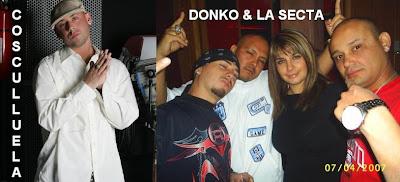 donko y la secta
