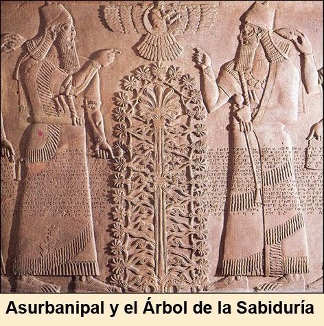 HISTORIA DE LAS BIBLIOTECAS: BIBLIOTECA DE ASURBANIPAL