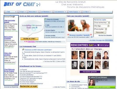 Best of chat rencontre