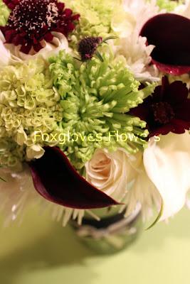 Melissas+bouquet p - Melissa & Blair - August 7th 2010
