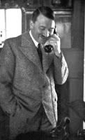hitler on the telephone