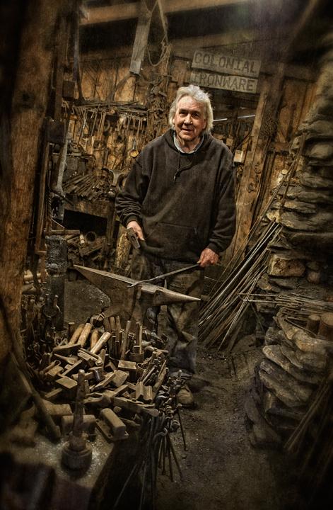 Dan Routh Photography: Blacksmith